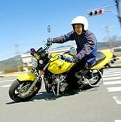 自動二輪免許教習車両
